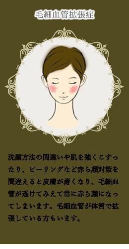 赤ら顔(2)
