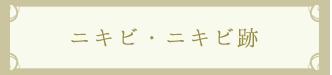ニキビ・ニキビ跡