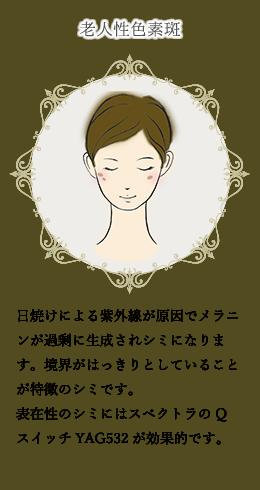 シミ・肝斑・くすみ(1)